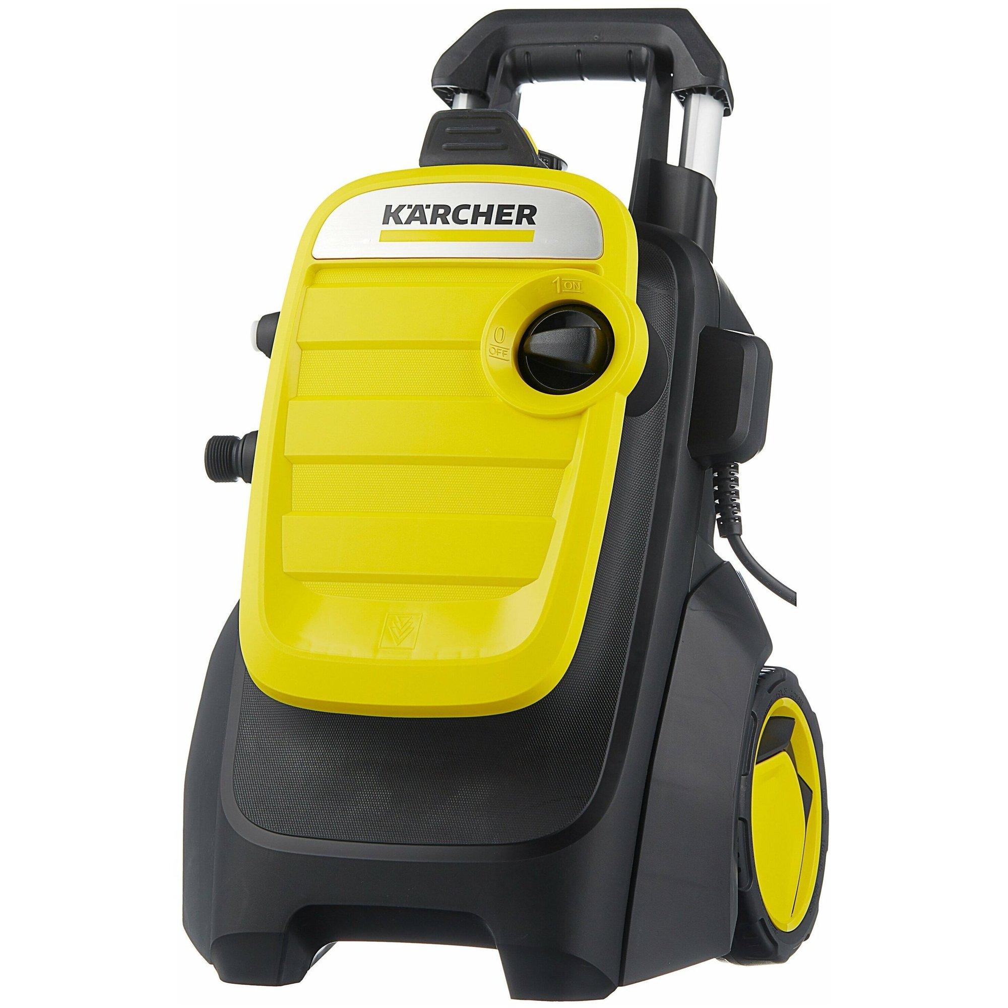 KARCHER K5 Compact Минимойка бытовая ВД Karcher арт 1.630-750