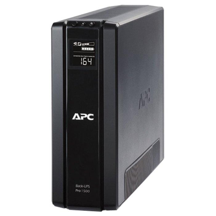 APC by Schneider Electric Power-Saving Back-UPS Pro 1500, 230V, India
