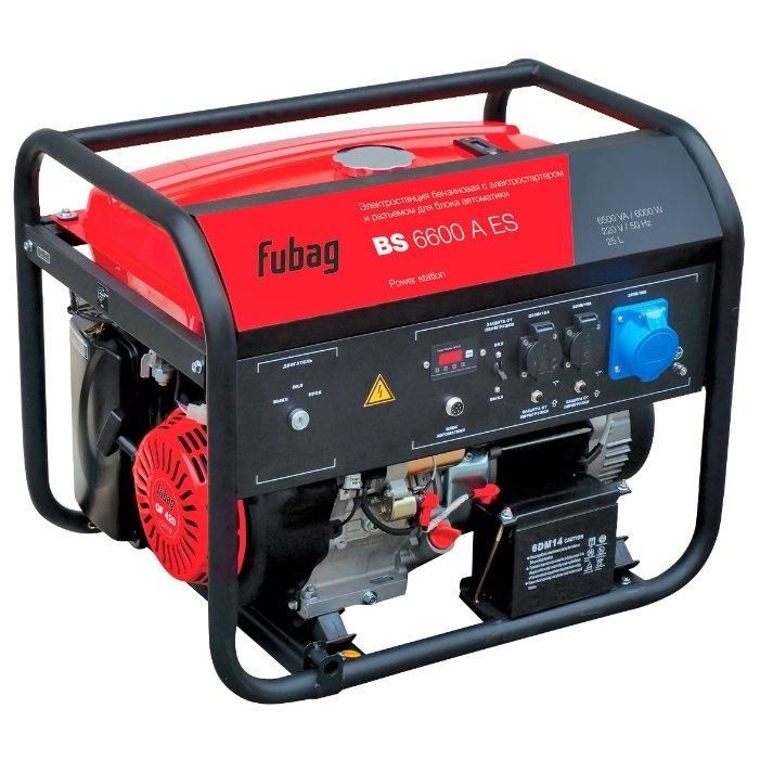FUBAG BS 6600 A ES фото, картинка slide1