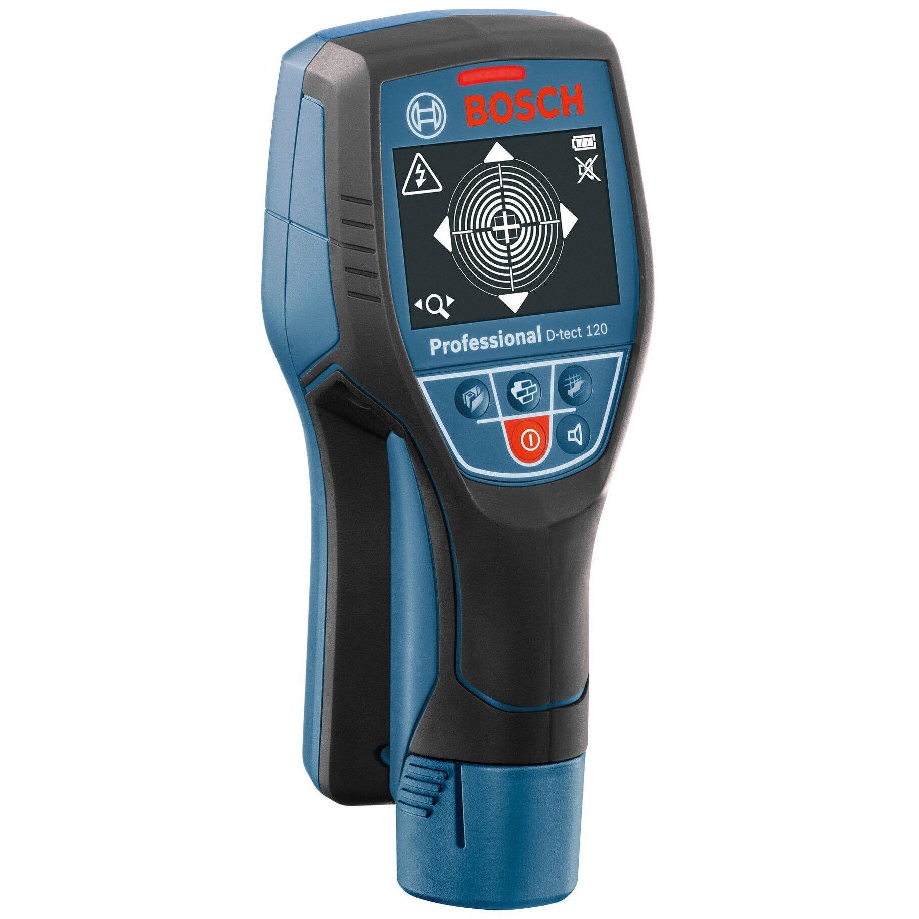 BOSCH Bosch D-TECT 120(AA) + вкладка L-Boxx (0601081300)