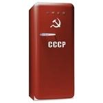 Холодильник Smeg FAB28CCCP - купить   цены   обзоры и тесты   отзывы   параметры и характеристики   инструкция