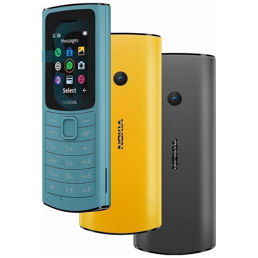 Телефон Nokia 110 4G DS (2021)