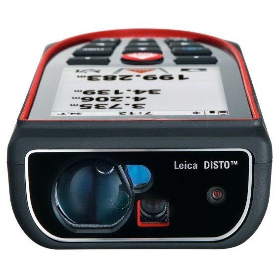 Лазерный дальномер Leica DISTO D810 Touch