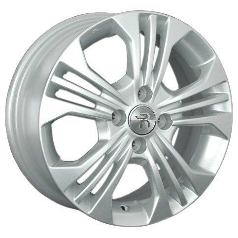Колесный диск Replay TY195 5.5x15/4x100 D54.1 ET45 Silver