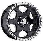Ultra Wheel 175 Rogue 10x17/5x114.3 D83 ET-25 Gloss Black