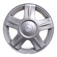 Storm Wheels BKR-060 5.5x14/4x100 D60.1 ET43 Silver