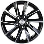 Колесный диск Khomen Wheels KH1507 6x15 PCD 5x100 DIA 57.1 ET38 BLF