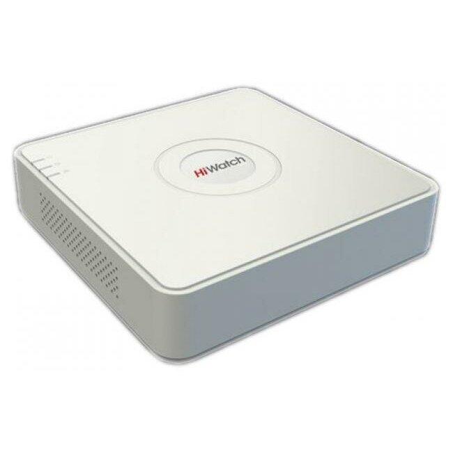 IP видеорегистратор HiWatch DS-N204P(B)