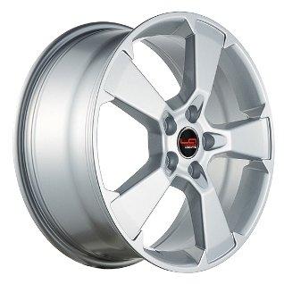 LegeArtis H44 7x18/5x114.3 D64.1 ET55 Silver