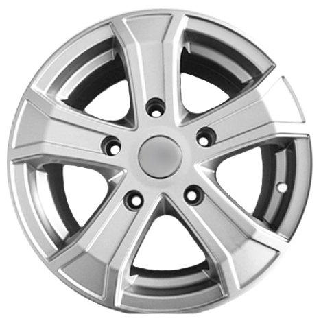 LegeArtis Niva1 6.5x15/5x139.7 D98.6 ET40 Silver