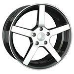 LS Wheels LS742 8.5x19/5x114.3 D67.1 ET40 BKF