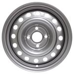 Trebl YA521 5.5x14/4x100 D56.6 ET39 Silver