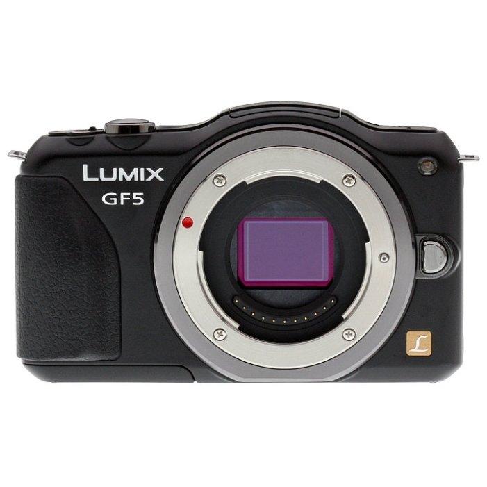 Panasonic Lumix DMC-GF5 Body