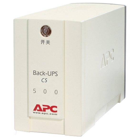 APC by Schneider Electric Back-UPS 500VA 220V China