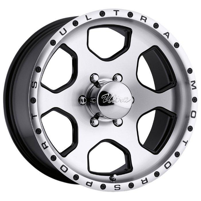 Ultra Wheel 175 Rogue 8x16/6x139.7 D108 ET10 Diamond Cut фото, картинка slide1