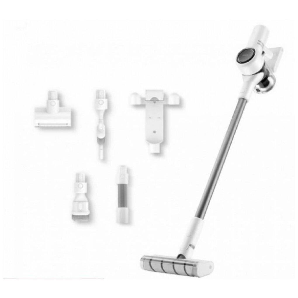 Беспроводной ручной пылесос Xiaomi Dreame V10 Vacuum Cleaner, белый