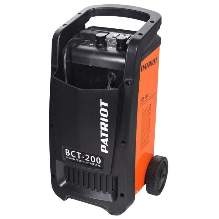 Пуско-зарядное устройство PATRIOT BCT-200 Start