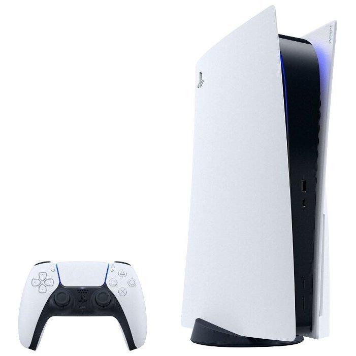 Игровая приставка Sony PlayStation 5
