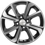 Khomen Wheels Колесный диск KHOMEN WHEELS KH1501 6x15 PCD 4x98 DIA 58.6 ET36 BLF