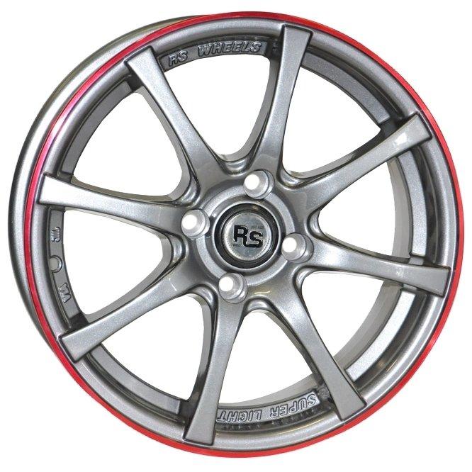RS Wheels 886 6.5x15/4x98 D58.6 ET38 WRL