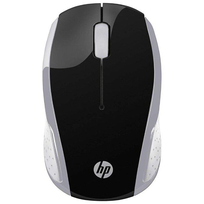 HP 200 2HU84AA Silver-Black USB