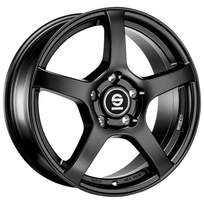 Sparco Wheels RTT 6x15/5x114.3 D73.1 ET45 Matt Black