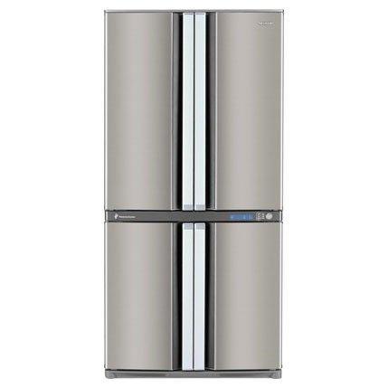Холодильник Sharp SJ-F95PSSL - купить | цены | обзоры и тесты | отзывы | параметры и характеристики | инструкция