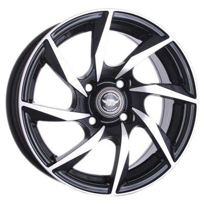 Storm Wheels Vento-SR184 5.5x13/4x100 D67.1 ET35 BP фото, картинка slide1