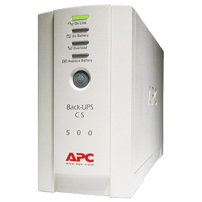 APC by Schneider Electric Back-UPS 500, 230V