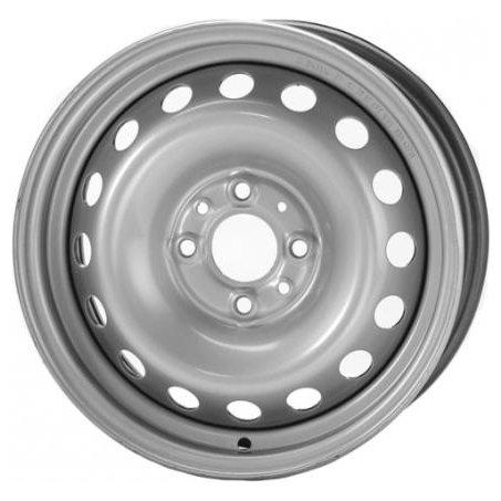 Trebl YA531 6x14/5x100 D57.1 ET37 Silver