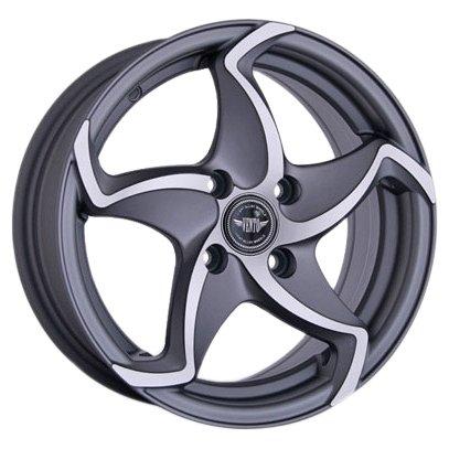 Storm Wheels Vento-SR182 7x16/5x139.7 D98.6 ET45 GP фото, картинка slide1