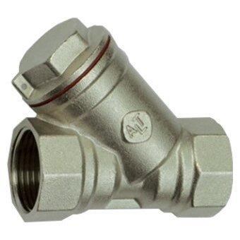 механической очистки Altstream 014110102 муфтовый (ВР/ВР), латунь, со сливом