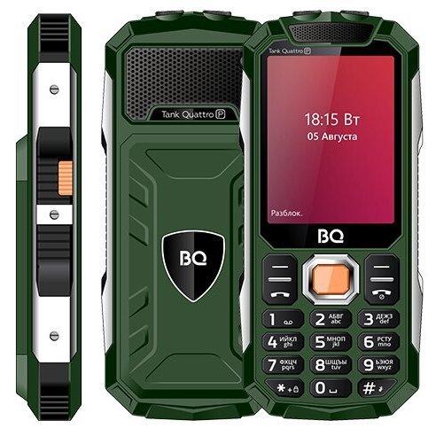 Телефон BQ 2817 Tank Quattro Power