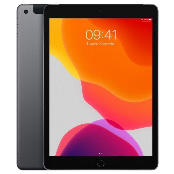 Планшет Apple iPad (2019) 128Gb Wi-Fi + Cellular