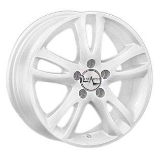 LegeArtis VW84 6x15/5x100 D57.1 ET40 White