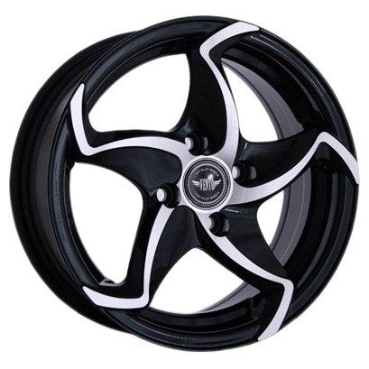 Storm Wheels Vento-SR182 6.5x15/5x100 D57 ET40 BP фото, картинка slide1