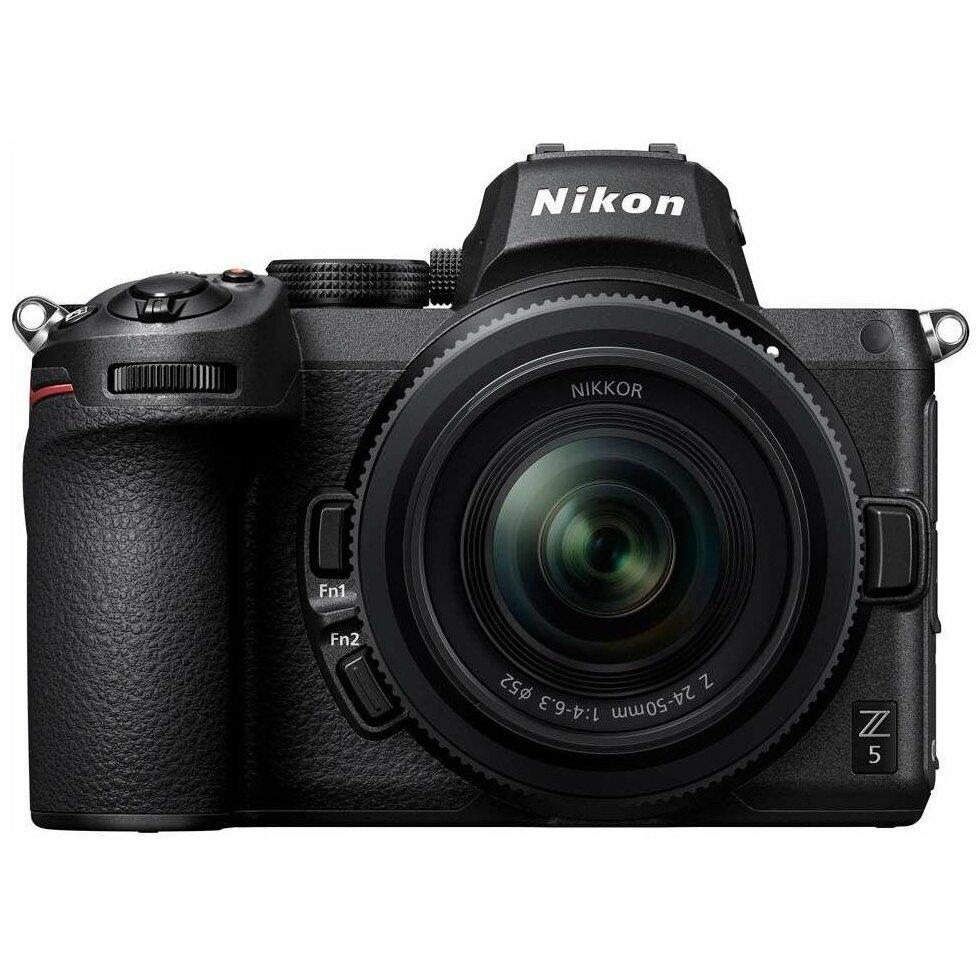 Цифровой фотоаппарат Nikon Z5 kit 24-50 f4-6.3
