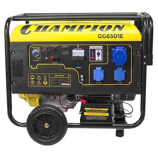 Champion GG6501E+ATS