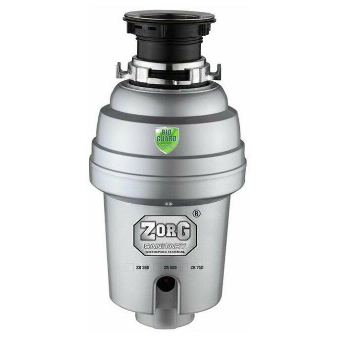 ZorG Измельчитель пищевых отходов ZORG ZR-75D
