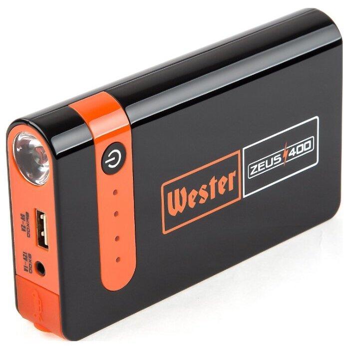 Пуско-зарядное устройство Wester Zeus 400