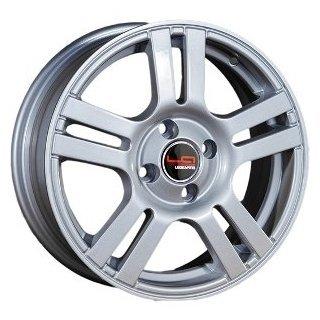 LegeArtis TG8 6x15/4x100 D56.6 ET49 Silver