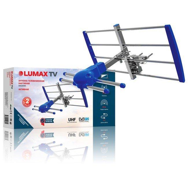LUMAX DA2204A