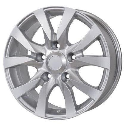 FR Design TY090 8x18/5x150 D110.1 ET60 Silver