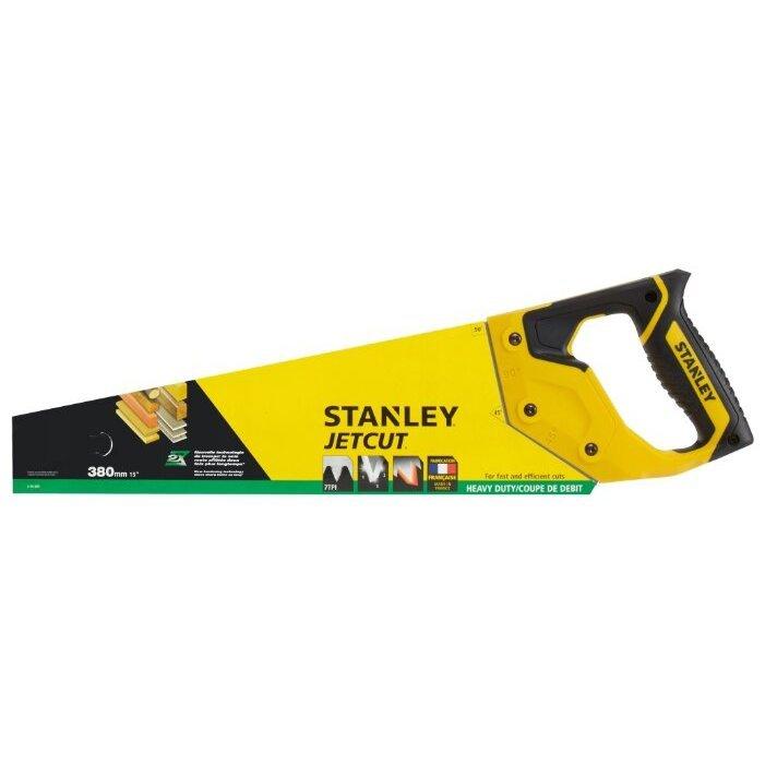 Ножовка по дереву STANLEY JETCUT 2-15-281 380 мм