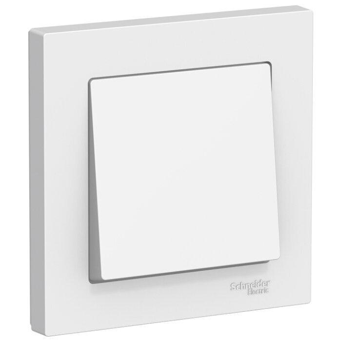 Выключатель 1-полюсный Schneider Electric AtlasDesign ATN000112,10А, белый