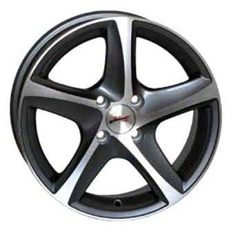 RS Wheels 5193TL 6x14/4x114.3 D67.1 ET38 MG