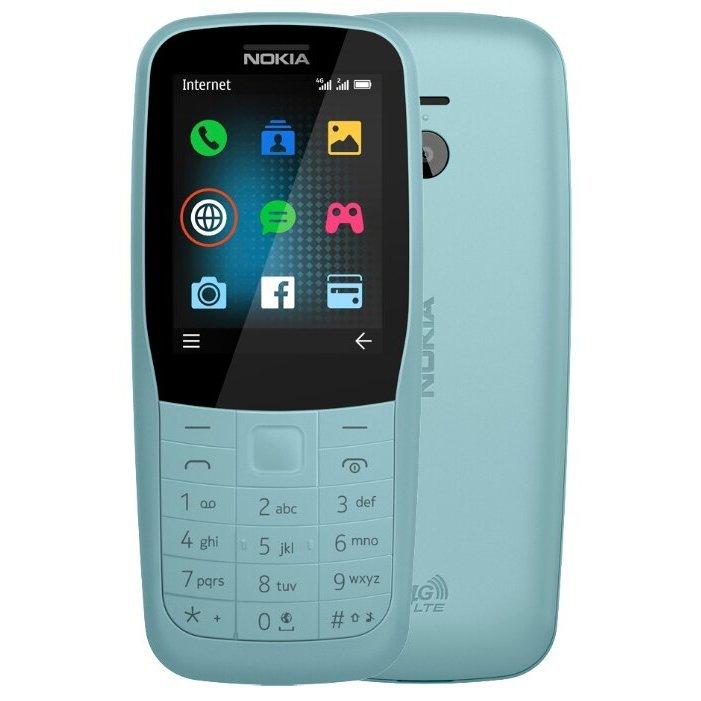 Телефон Nokia 220 4G