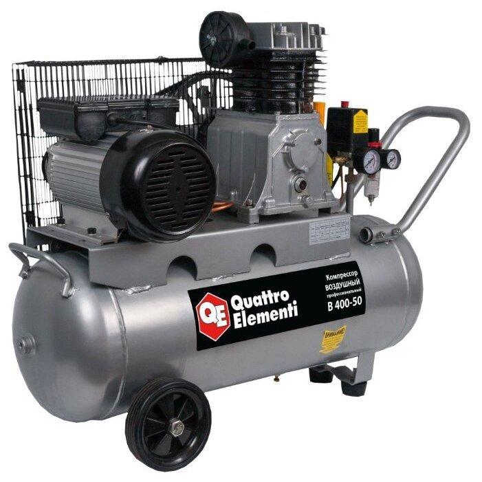 масляный Quattro Elementi B 400-50, 50 л, 2.2 кВт