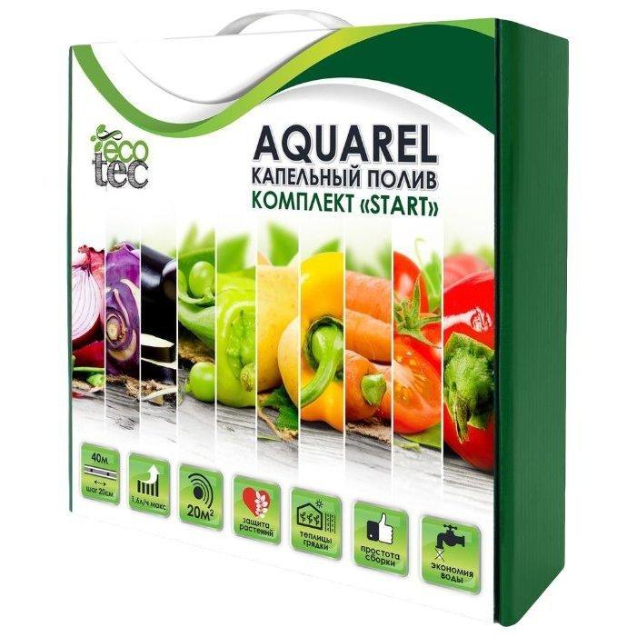 ECOTEC капельного полива Aquarel. Start