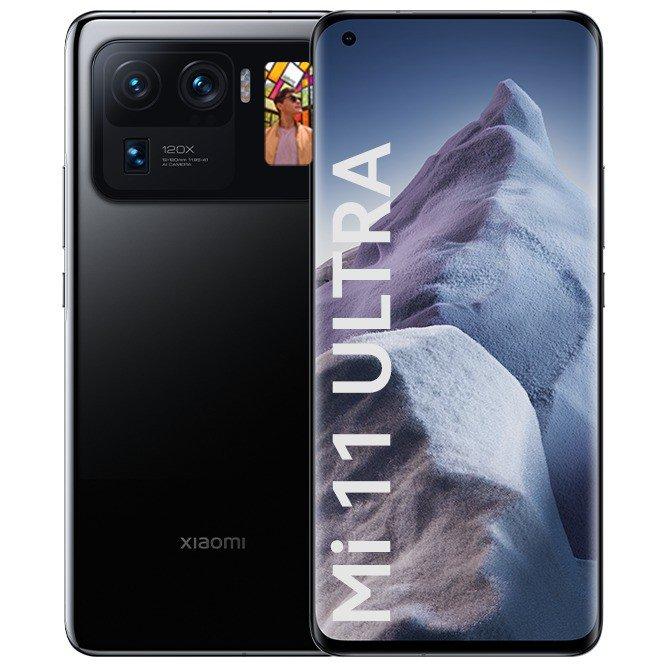 Смартфон Xiaomi Mi 11 Ultra 12/256GB